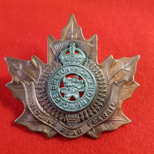 Cape Breton Highlanders Regiment Cap Badge