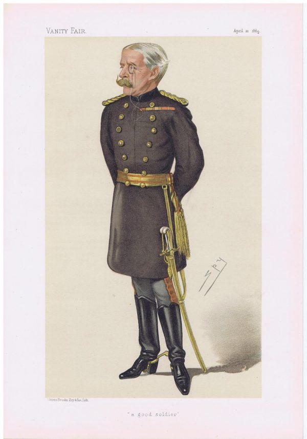 Lieutenant-General George Higginson