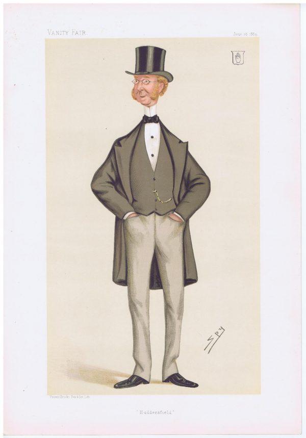 John William Ramsden Vanity Fair Print
