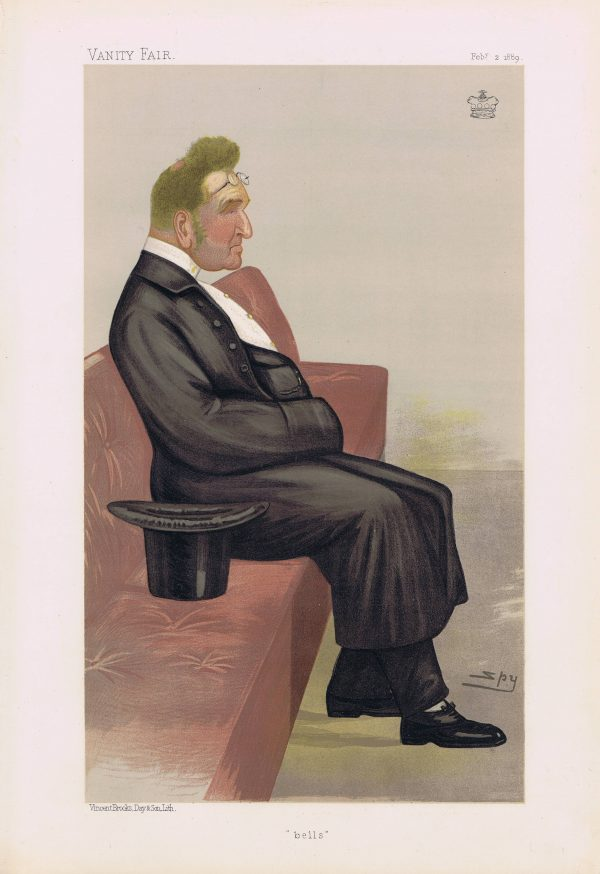 Lord Grimthorpe Vanity Fair Print