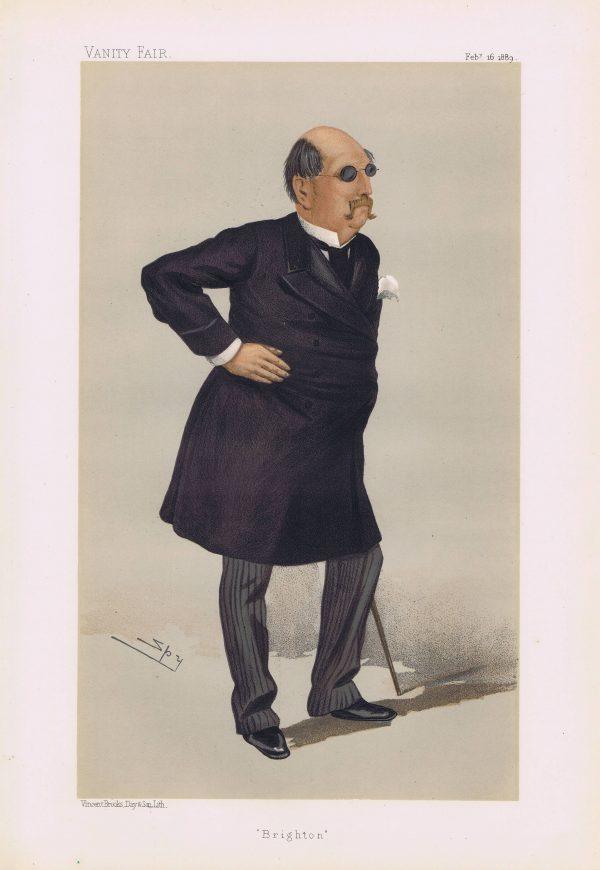 William Kendal Robertson Vanity Fair Print