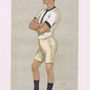 Guy Nickalls Vanity Fair Print