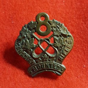 8th Canadian Mounted Rifles