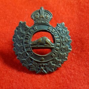 Canadian Engineers Collar Badge