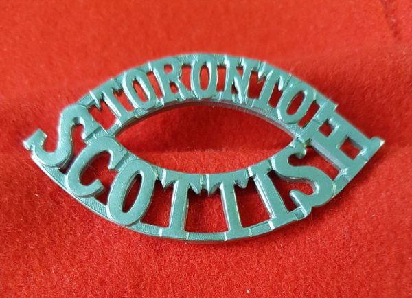 Toronto Scottish Regiment