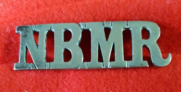 NBMR Shoulder Title